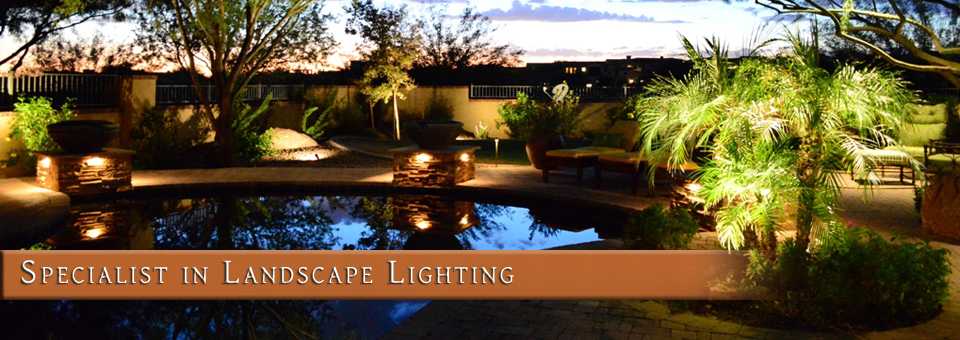 Outdoor Lighting and Landscape Lighting Arizona