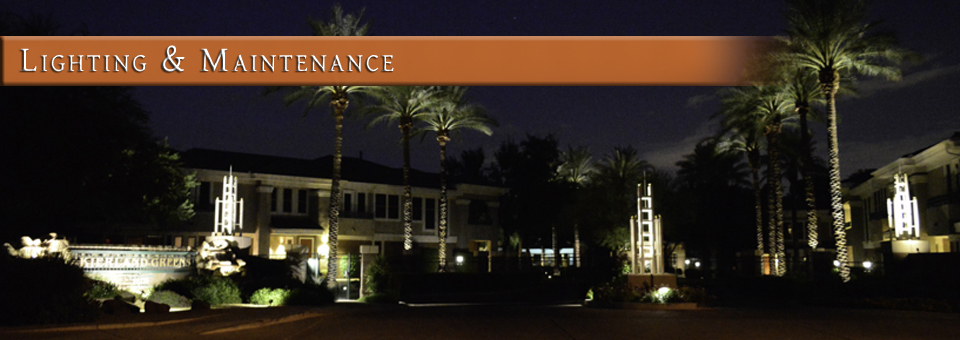 Lighting and Maintenance Arizona