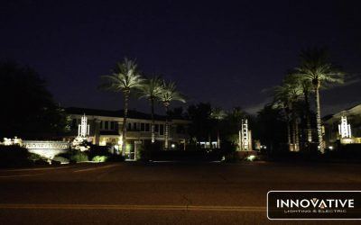 Commercial Outdoor Landscape Lighting Can Decorate and Illuminate
