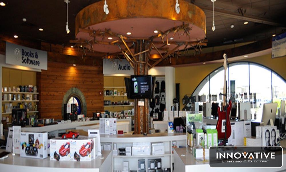 Commercial lighting lighting az indoor lighting aloadofball Gallery