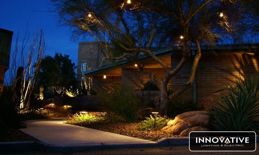 3 Top Design Trends For High End Landscape Lighting
