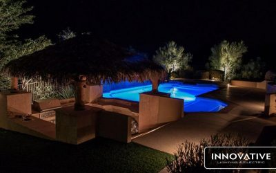 Direct Versus Indirect Exterior Lighting