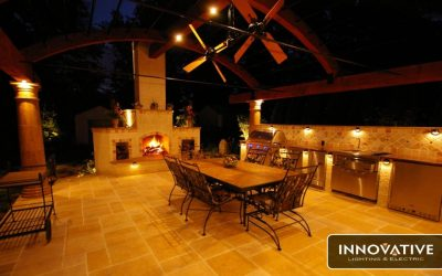 Creative Ideas on Outdoor Landscape Lighting for Hosting Parties