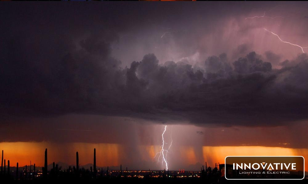 Monsoon Season & Electrical Outages