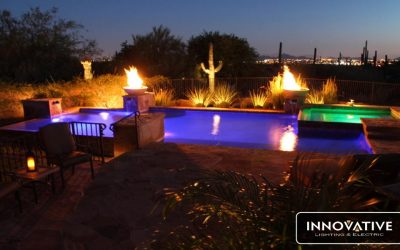 Spice up your Backyard with Color Changing LED Pool Lights