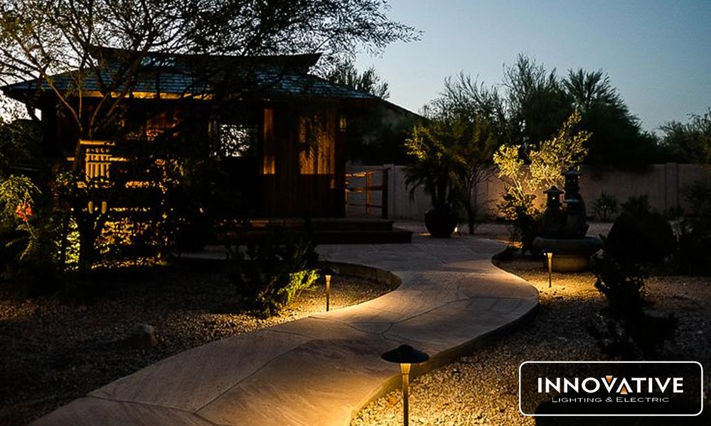 How to Properly Light a Walkway for Function and Beauty